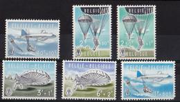 1960, UMM, Parachute Jumping (note Crn 1f+50c) - Otros