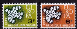 1961, UMM, Europa - Otros