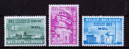 1961, UMM, Euratom Cooperation - Otros