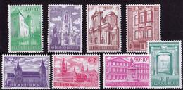 1962, UMM, Buildings - Otros