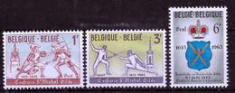 1963 Umm, 350th Ann St Michel's Fencing... - Otros