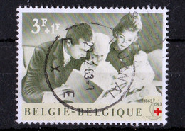 1963 Used, Red Cross Charity - Otros