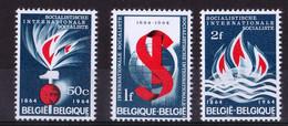 1964 Umm, 100th Ann Int Socialistic Union - Otros