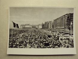 42341 - OOSTENDE - KONINGIN DER BADSTEDEN - ANIMEE !!! - ZIE 2 FOTO'S - Oostende