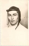 Aviation - Parachutiste Tessinois Plinio Romaneschi + Autographe - Rare - Paracaidismo