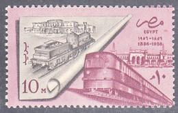 EGYPT    SCOTT NO  390   MINT HINGED    YEAR  1957 - Nuevos