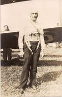 Aviation - Parachutiste Tessinois Plinio Romaneschi - Beau Document - Paracaidismo