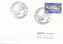 France-Marignane-3 Et 4/9/1983-20è Anniversaire Jumelage - Hubschrauber