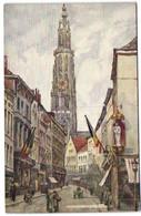Antwerpen - Kathedraal - Antwerpen