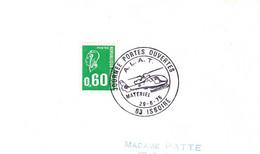 France-Issoire-29/9/1975-A.L.A.T Journée Portes Ouvertes-Matériel- - Hubschrauber