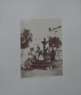 Fontaine Village, Gran Canaria Photographie Ancienne1900 - Anciennes (Av. 1900)