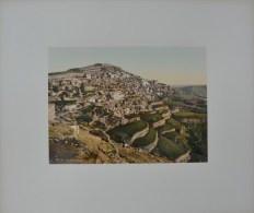 Atalaya Cave Village,Gran Canaria Photochrome 1900 - Anciennes (Av. 1900)