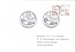 France-Venelles-19-20/04/1986-Info Aéro-Jeunesse-Hélicoptère - Hubschrauber