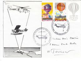 France-83800-Toulon Naval-24/5/1983Base Aéronautique Navale De Saint Mandrier - Hubschrauber