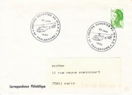 France-Phalsbourg-26/6/1983-Portes Ouvertes Au 1er R.H.C - Hubschrauber