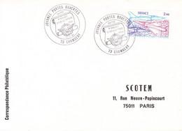 France-Chambery-12/7/1981-1er Brevet D'hélicoptère 1956 - Hubschrauber