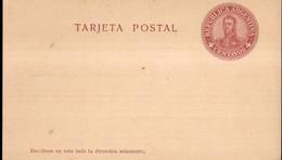Argentina - Circa 1900 - Carte Postale - General San Martin - 4 Ctv - A1RR2 - Brieven En Documenten