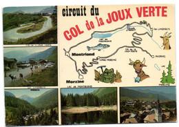 Circuit Du Col De La Joux Verte - Aux Environs De Morzine Et Montriond - Morzine