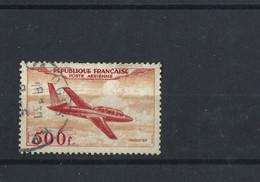 FRANCE 1954 - YT PA N° 32 OBLITERE - 1927-1959 Gebraucht