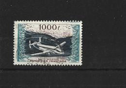 FRANCE 1954 - YT PA N° 33 OBLITERE - 1927-1959 Gebraucht