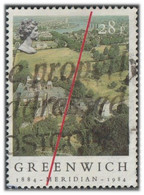 GB 1984 Yv. N°1133 - 28p Observatoire De Greenwich - Oblitéré - Gebraucht