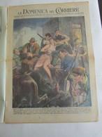 # DOMENICA DEL CORRIERE N 34 / 1950 RATTO A PARTINICO (PA) / CARRI ARMATI / SIGNORA GARIBALDI / MECCA - Primeras Ediciones