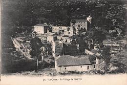 CPA La Corse - Le Village De PORTO - Autres Communes