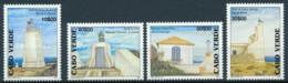 Cabo Verde - 2004 - Lighthouses From Cape Verde - Cape Verde