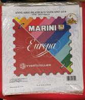 VATICANO 2014 FOGLI KING NUOVI - Stamp Boxes