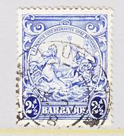BARBADOS  196  (o)  Wmk. 4 - Barbados (...-1966)