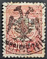 ALBANIA 1913 - Canceled - Sc# 6 - 20p - Albania
