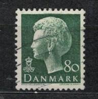 1974   Queen Margrethe II - YT 569 - Unificato 569 - MI 559y - Usado