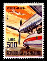 San Marino 1963-63 500l Rolls Royce Dart Unmounted Mint. - Ungebraucht