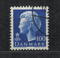 1974   Queen Margrethe II - YT 571 - Unificato 571 - MI 561y - Usado