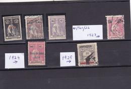 Portugal --Moçambique  -   1921 /22  -- 1923 -- 1924 --1929 - Mozambique