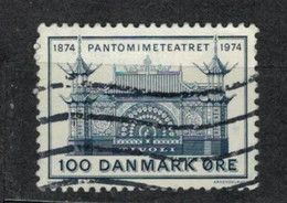 1974   Pantomime Theater - YT 573 - Unificato 573- MI 563 - Usado