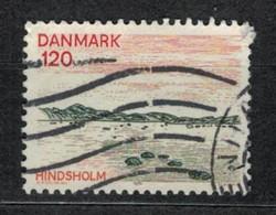 1974   Danish Tourist Association -Hindsholm - YT 578 - Unificato 578- MI 568 - Usado