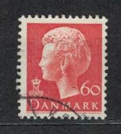 1974   Queen Margrethe II - YT 579 - Unificato 579- MI 569y - Usado