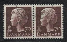 1974   Queen Margrethe II - YT 580 - Unificato 580- MI 570y - Usado