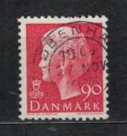 1974   Queen Margrethe II - YT 581a - Unificato 581- MI 571x - Usado