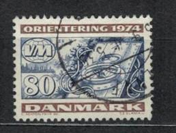 1974   WK Orientating - YT 583 - Unificato 583- MI 574 - Usado