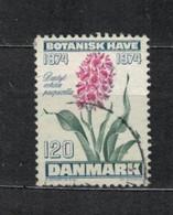 1974   Dactylorhiza Purpurella - Northern Marsh Orchid - YT 585 - Unificato 585 - MI 576 - Usado