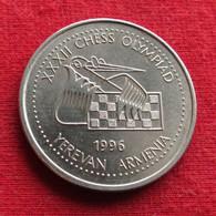 Armenia 100 Dram 1996 Chess Armenie #1 Wºº - Armenia
