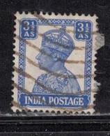 INDIA Scott # 175 Used - KGVI - 1936-47  George VI