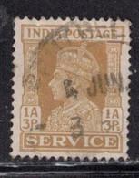 INDIA Scott # 108A Used - KGVI - 1936-47  George VI