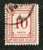 BC 3971 Offers Welcome! 1935 SG.D8 Used - Kenya, Uganda & Tanganyika