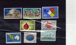 Japon (1965-66)- Petit  Lot De  Neufs** - MNH - Nuevos