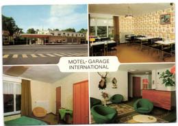 De Panne - Motel International Garage - De Panne