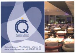 Ostend Queen - Fish Brasserie - Pierre Wynants - Oostende