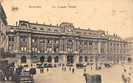 BRUXELLES - La Grande Poste - Monuments